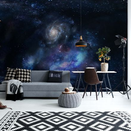 "Easy to apply wallpaper ""Galaxy"""